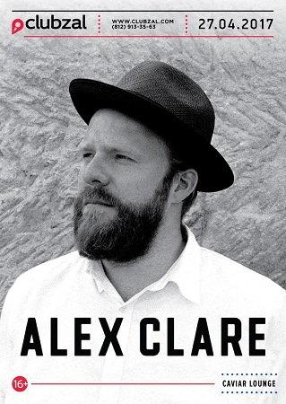 27 апреля 2017 г. - Alex Clare