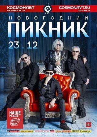 23 декабря 2017 г. - ПИКНИК