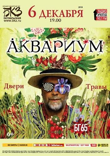 06 декабря 2018 г. - АКВАРИУМ