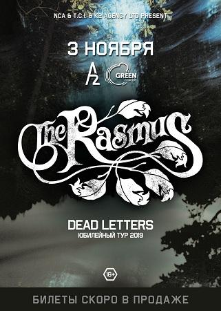 03 ноября 2019 г. - THE RASMUS